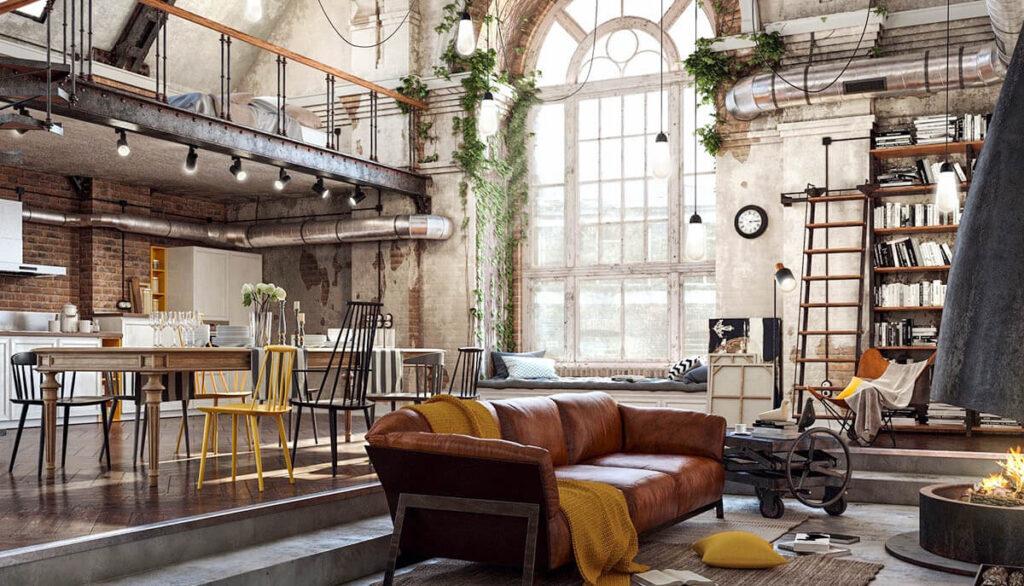 Decoração industrial: conheça mais sobre esse estilo e algumas dicas