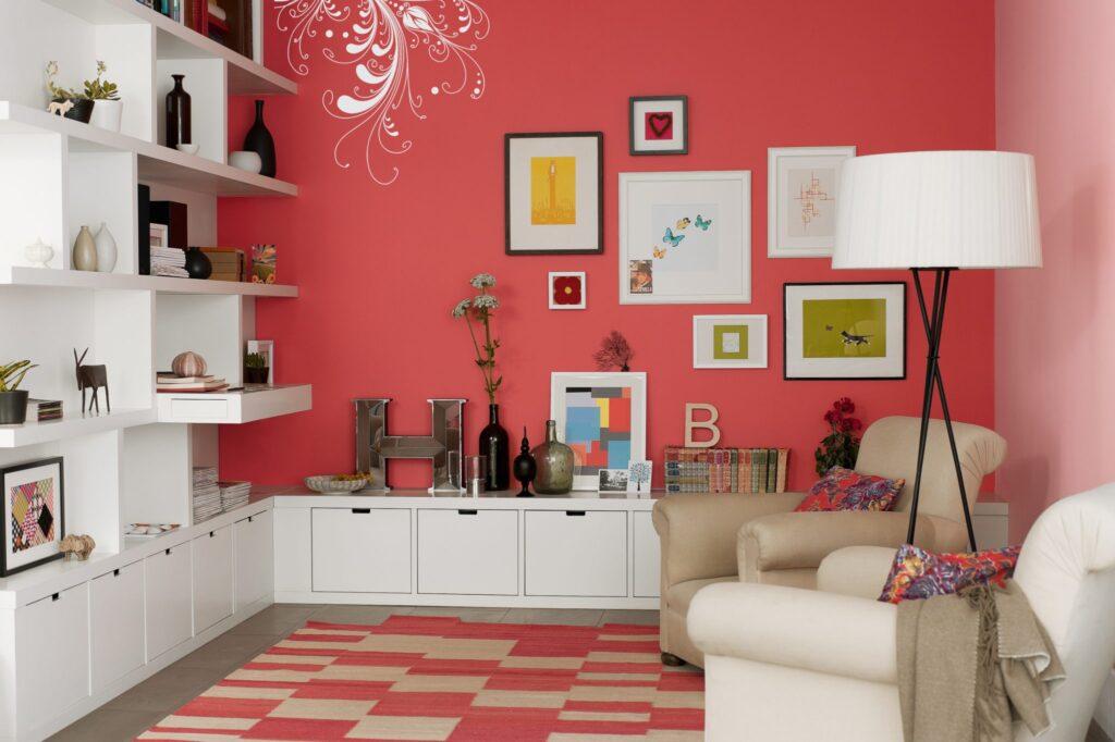 Living Coral: saiba com usar a cor do ano em sua decoração