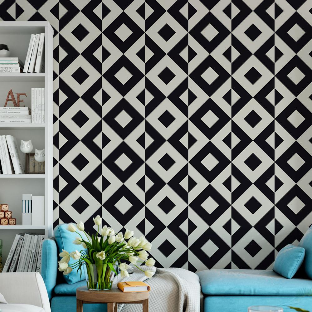 Saiba como usar o papel de parede em sua decoração
