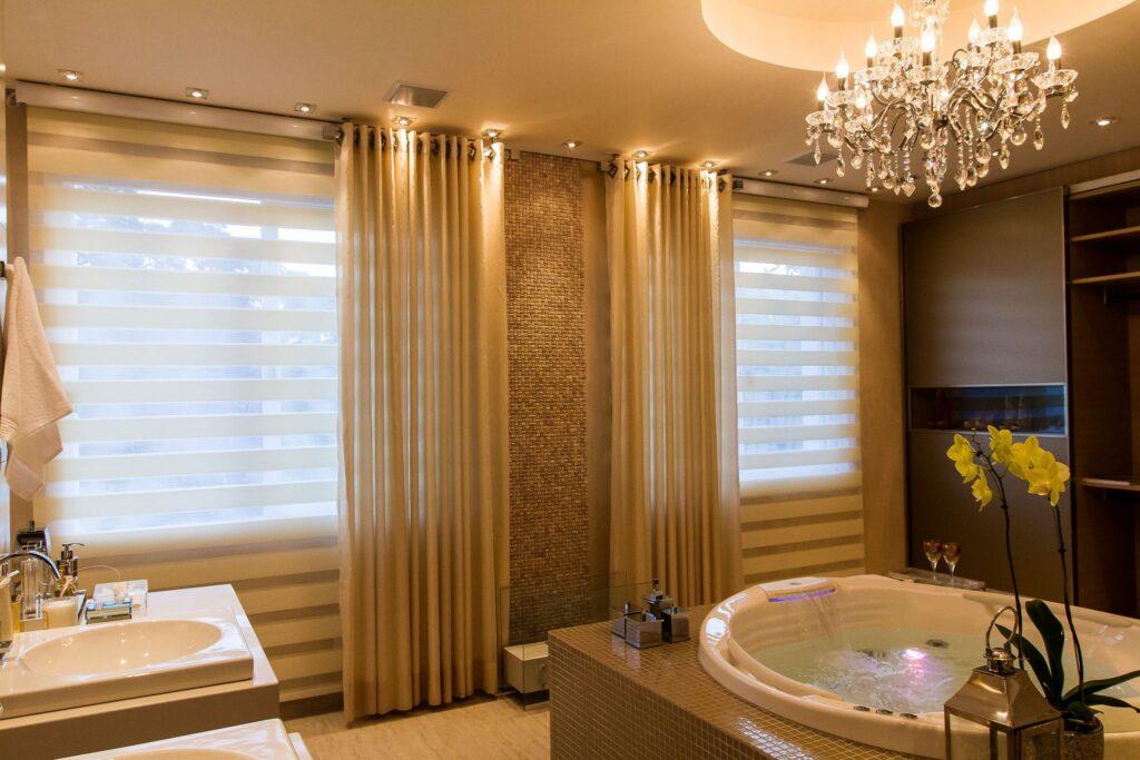 cortinas dicas e tendências